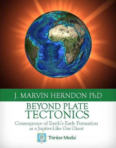 Beyond Plate Tectonics: Consequence of Earth's Formation as a Jupiter-Like Gas Giant