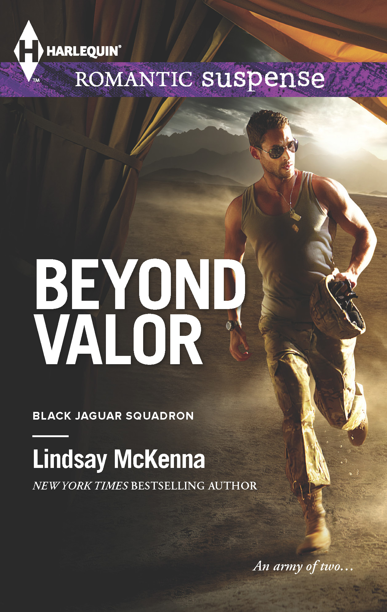 Beyond Valor By: Lindsay McKenna
