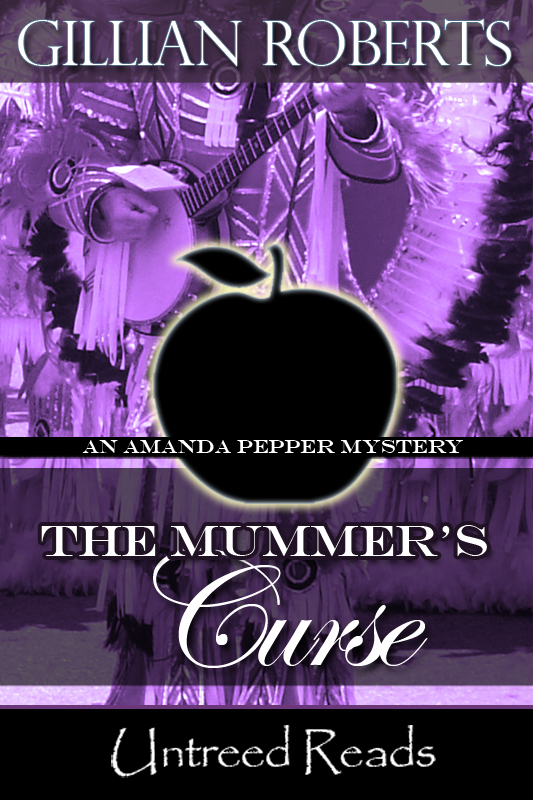 The Mummer's Curse (An Amanda Pepper Mystery #7)