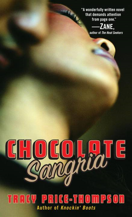 Chocolate Sangria