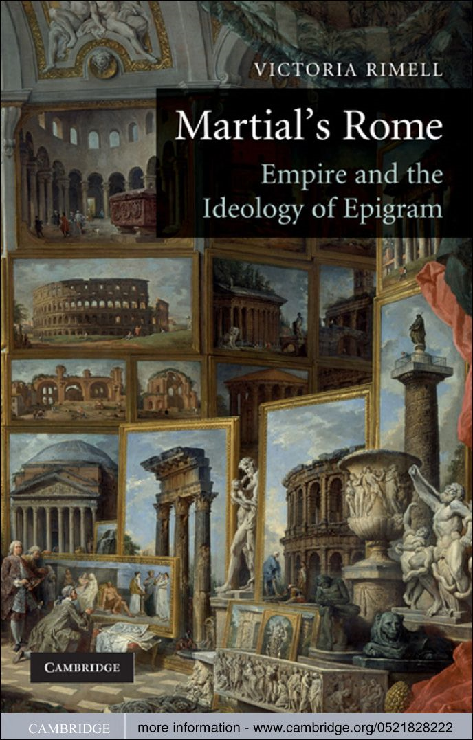 Martial's Rome Empire and the Ideology of Epigram