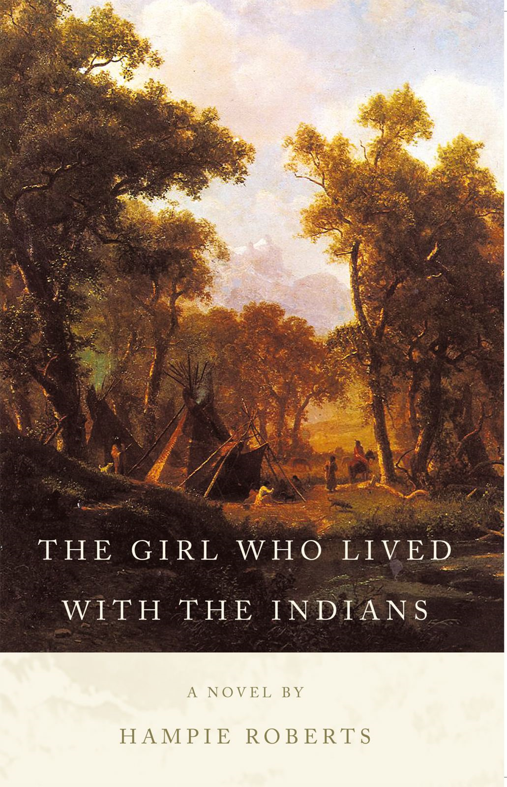 The Girl Who Lived with the Indians