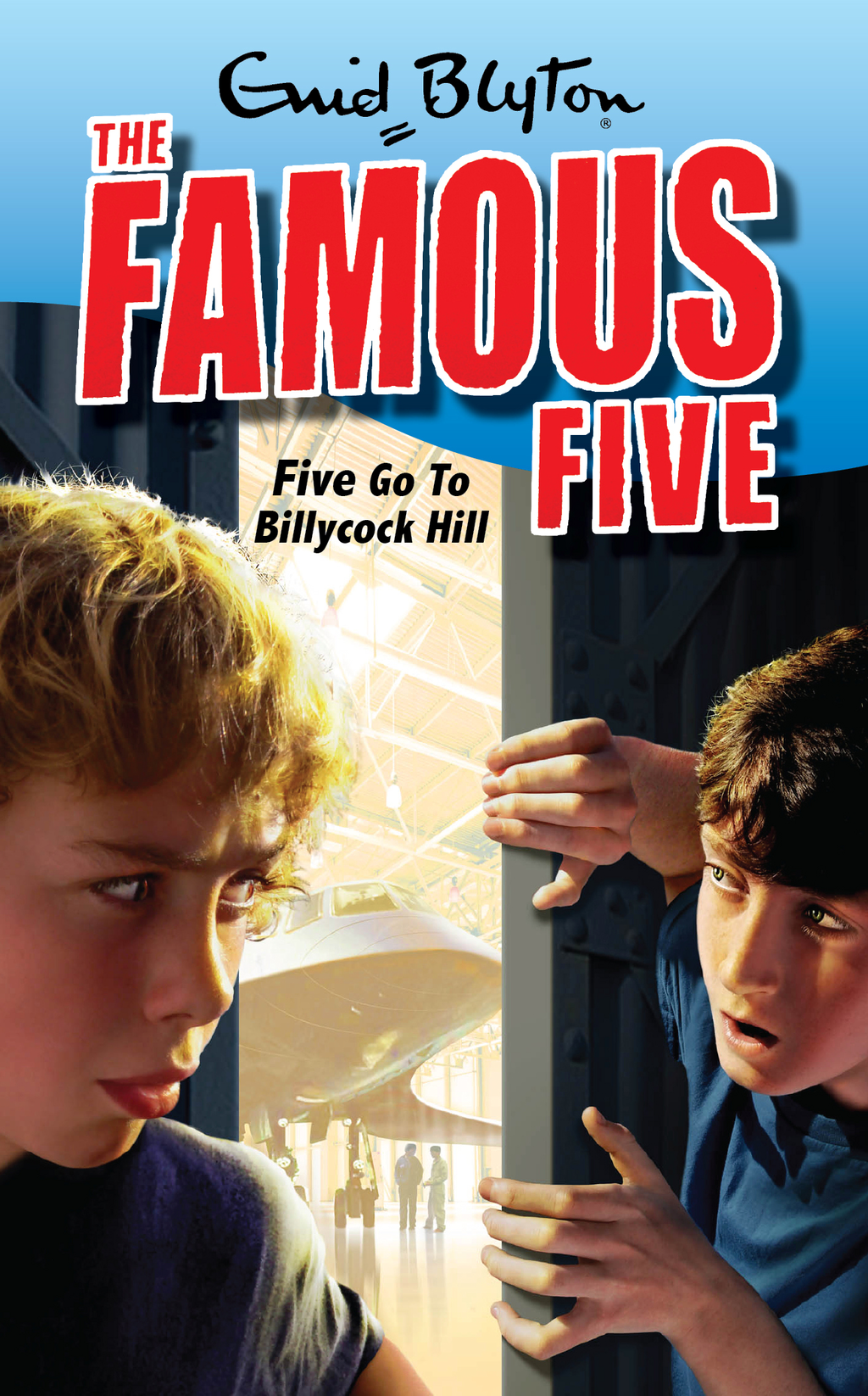 Famous Five 16: Five Go To Billycock Hill