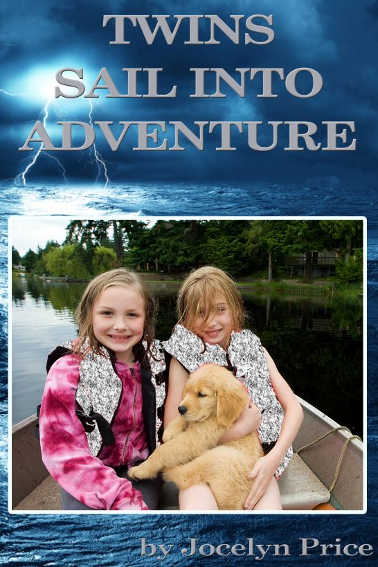 Twins Sail Into Adventure