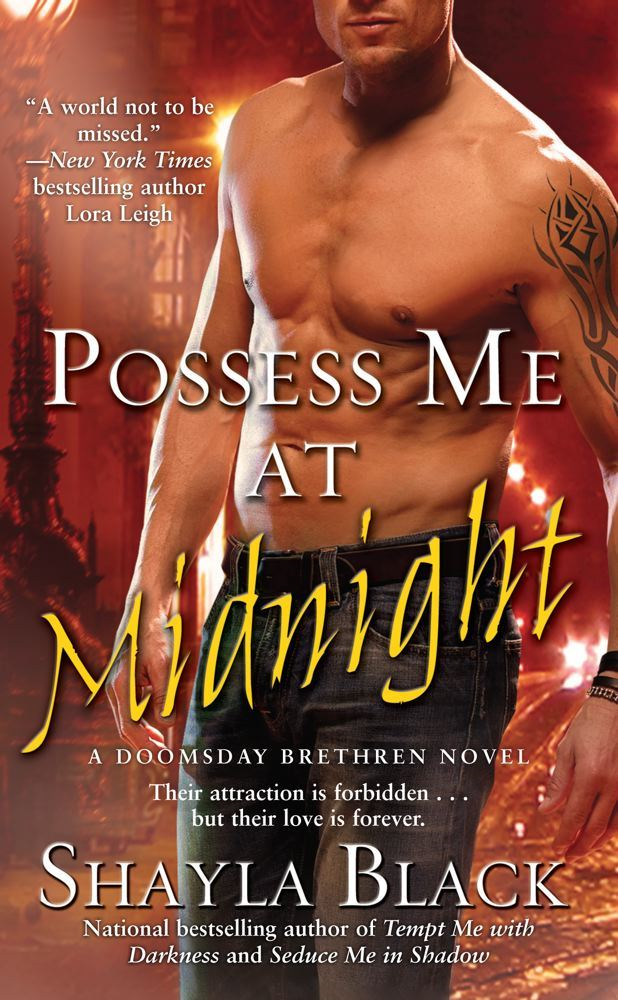 Possess Me at Midnight By: Shayla Black