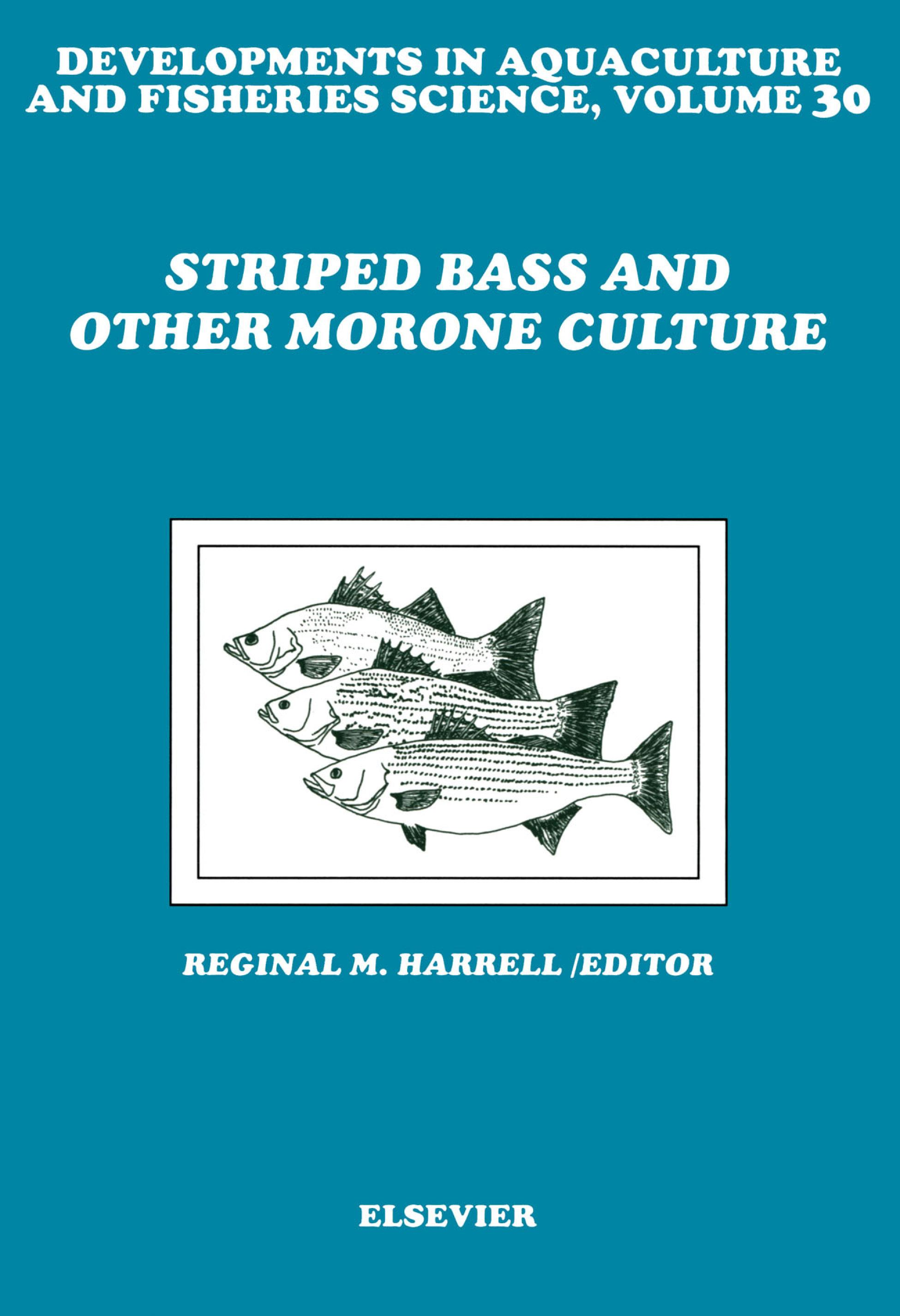 Striped Bass and Other Morone Culture