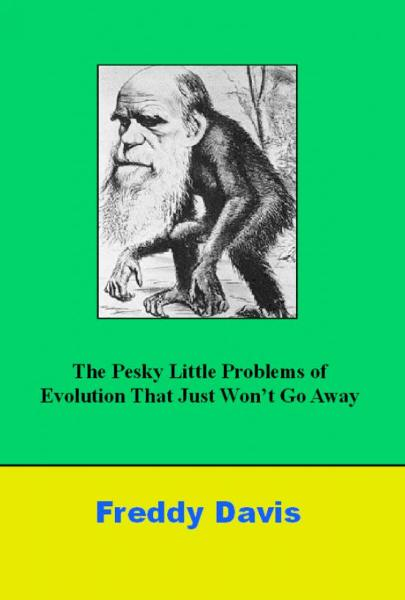 The Pesky Little Probelsm of Evolution That Just Won't Go Away
