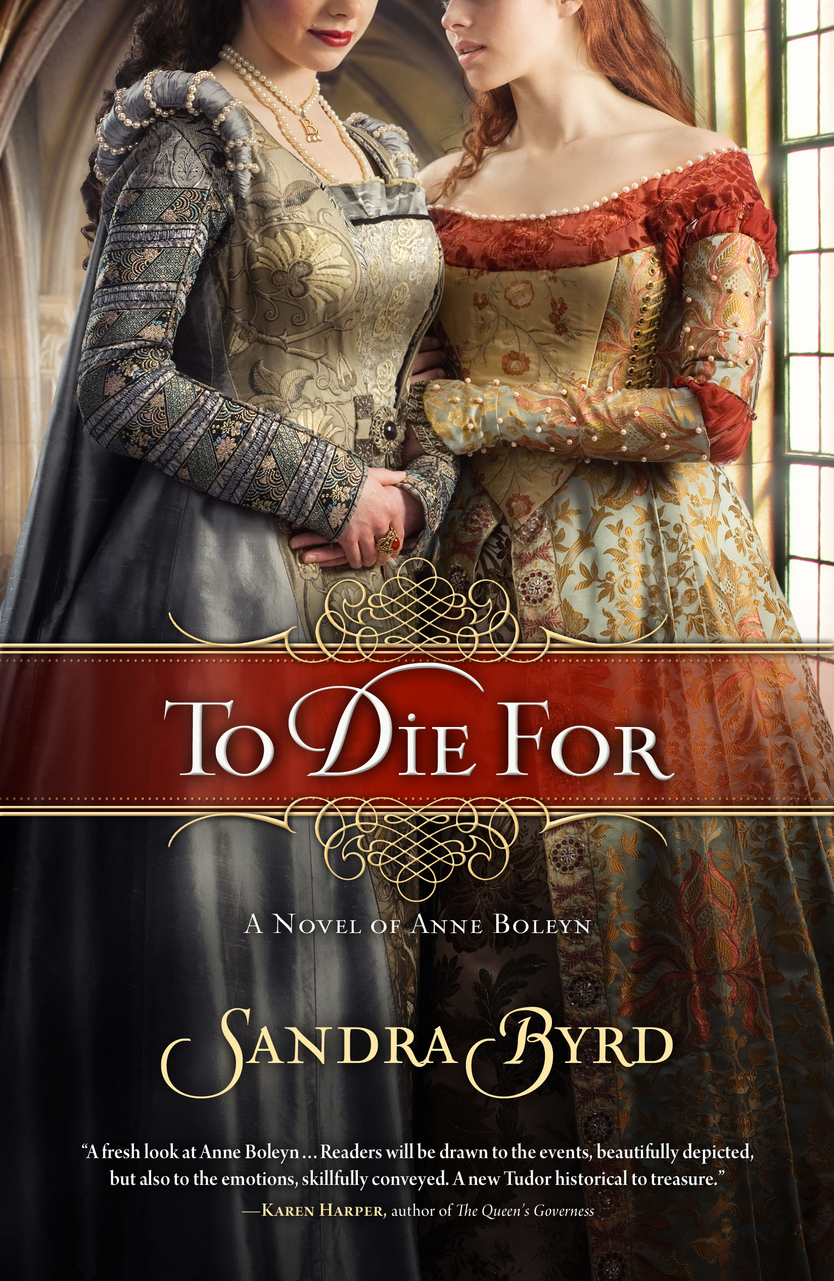 To Die For By: Sandra Byrd