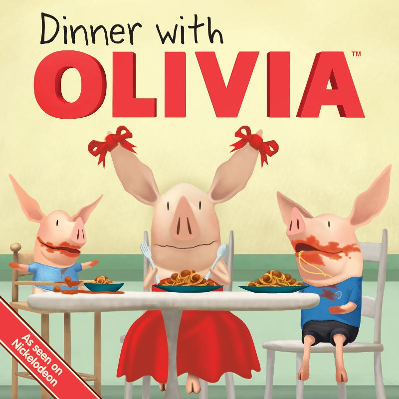 Dinner with OLIVIA By: Emily Sollinger,Guy Wolek