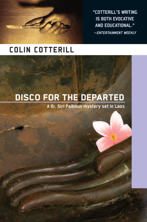 Cover Image: Disco for the Departed
