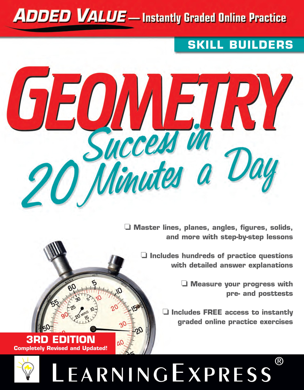 Geometry Success in 20 Mins By: LearningExpress Editors