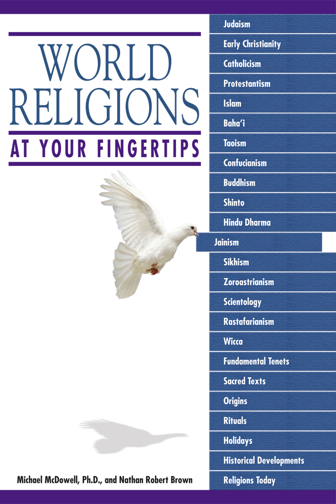 World Religions At Your Fingertips By: Michael McDowell,Nathan Brown