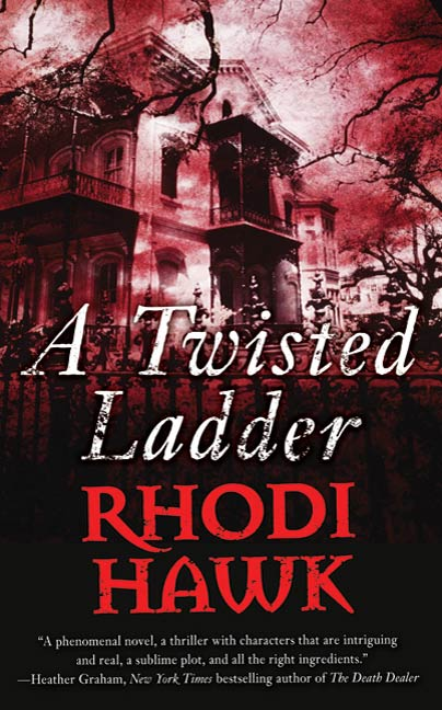 Book Cover: A Twisted Ladder