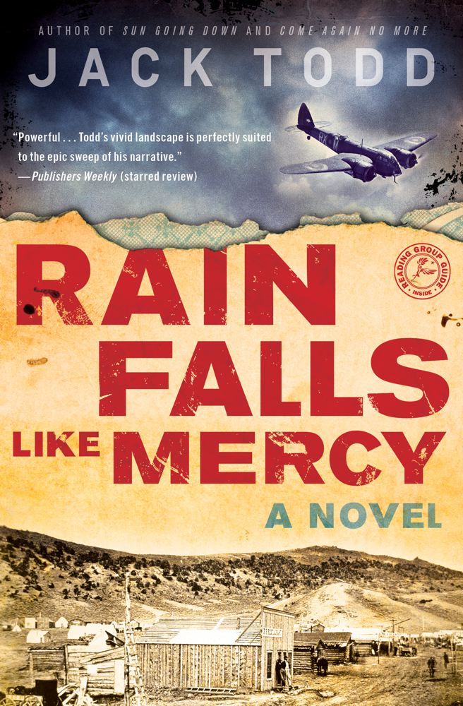 Rain Falls Like Mercy By: Jack Todd