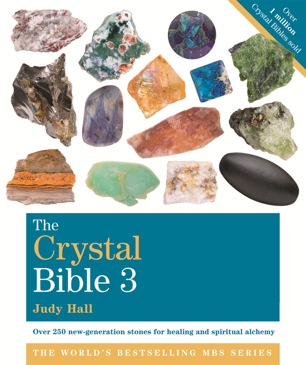 The Crystal Bible,  Volume 3 Godsfield Bibles