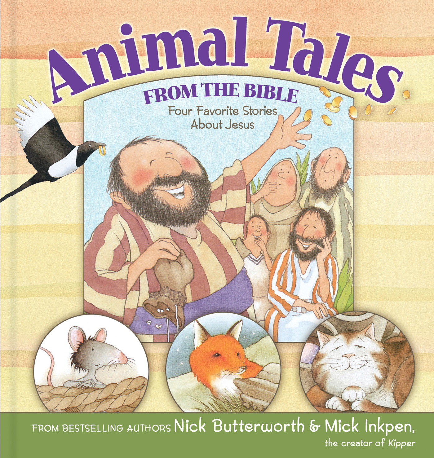 READ and HEAR edition: Animal Tales from the Bible