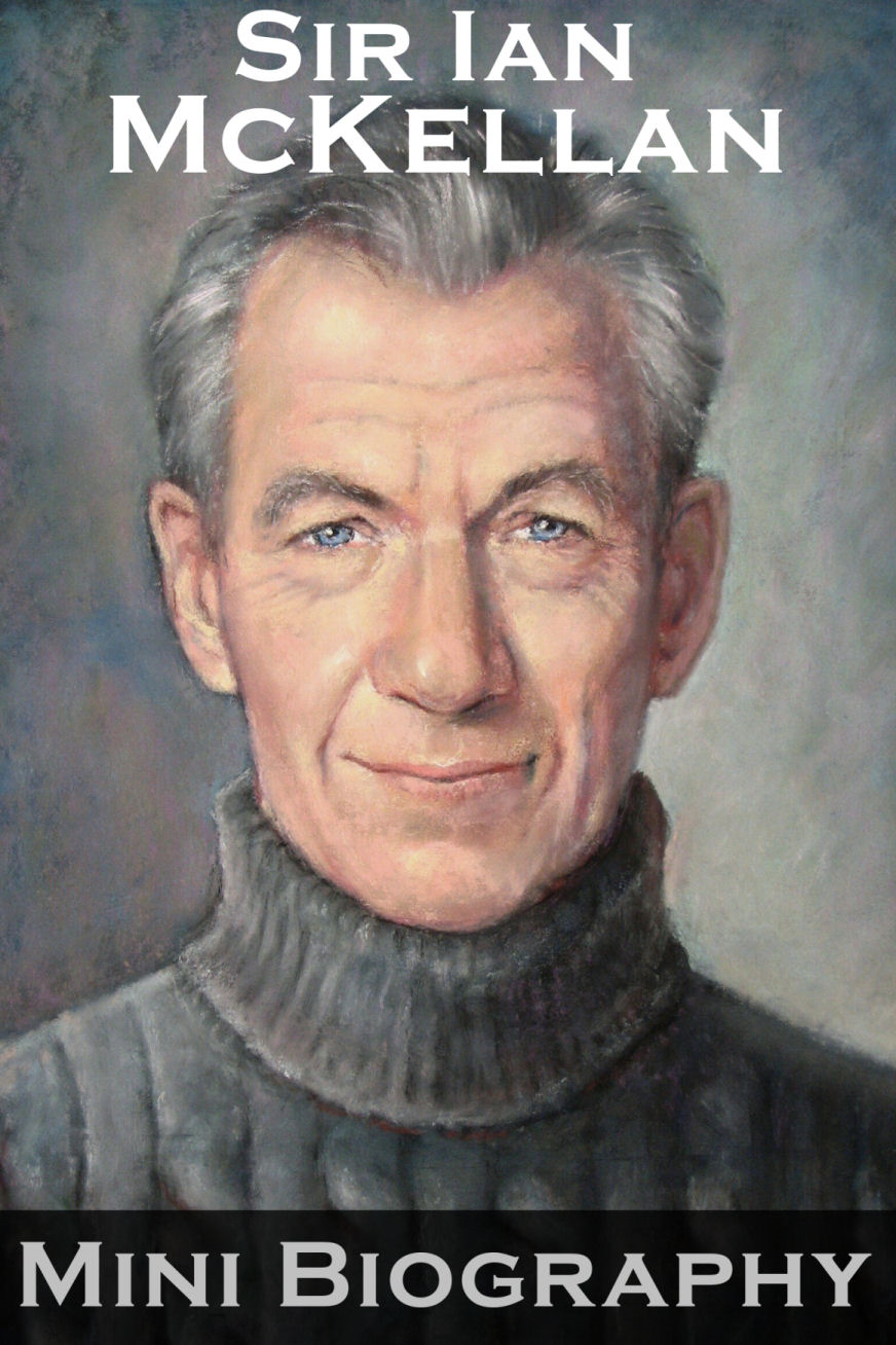 Sir Ian McKellan Mini Biography