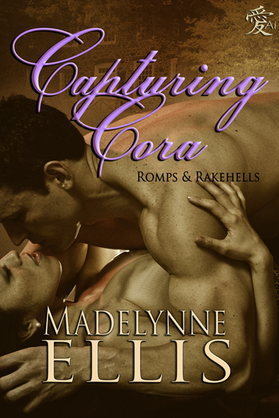 Madelynne Ellis - Capturing Cora