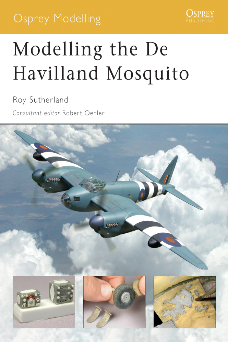 Modelling the De Havilland Mosquito