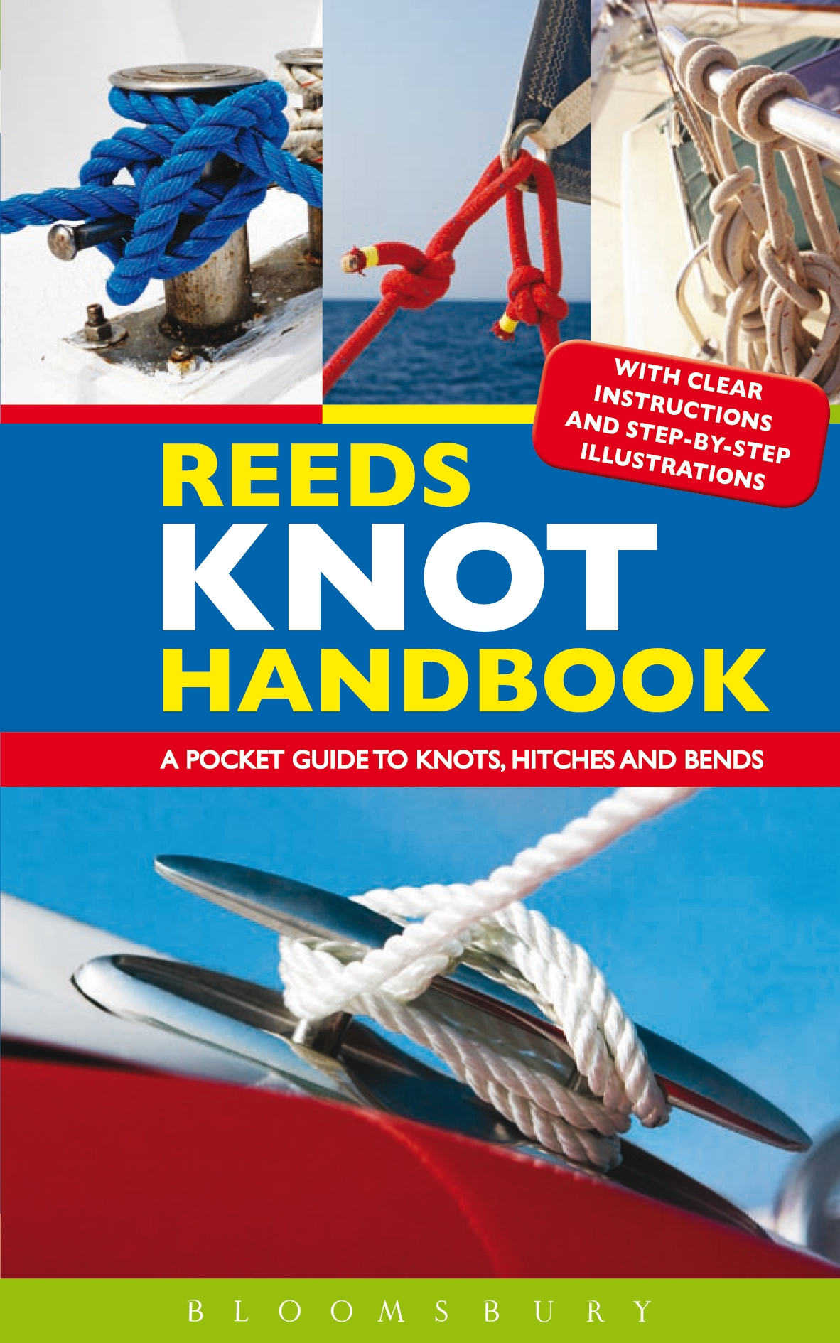 Reeds Knot Handbook A Pocket Guide to Knots,  Hitches and Bends