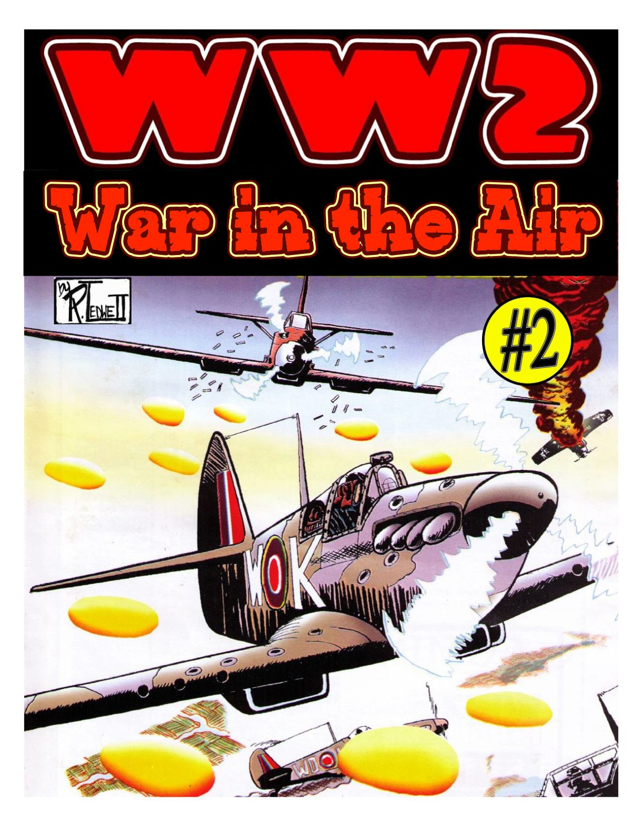 World War 2 War In The Air
