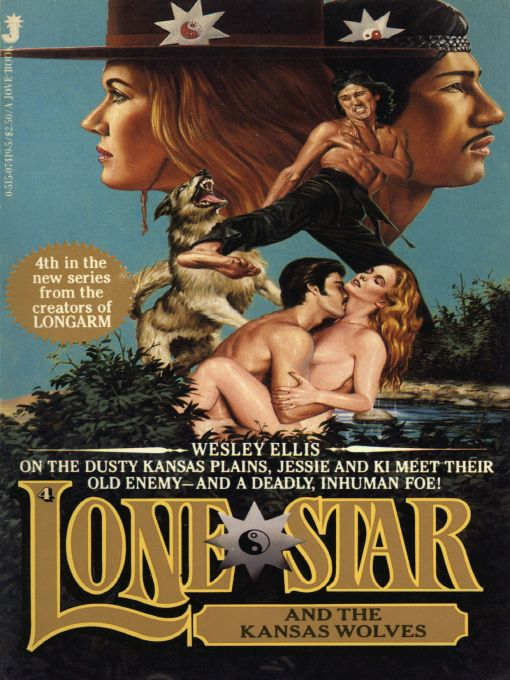 Lone Star 04 By: Wesley Ellis