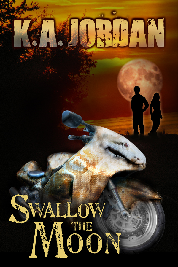 Swallow the Moon By: K. A. Jordan
