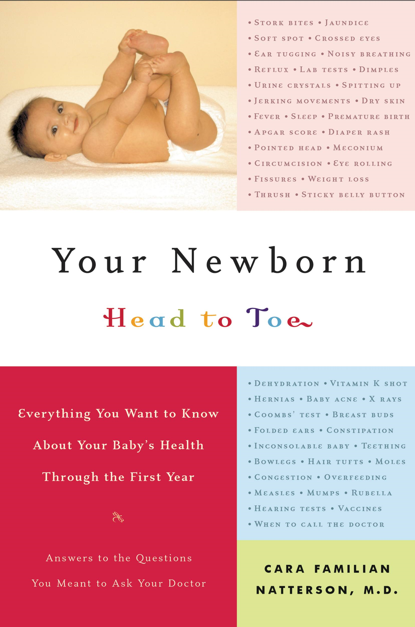 Your Newborn By: Cara Familian Natterson