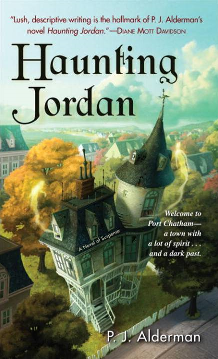 Haunting Jordan By: P. J. Alderman