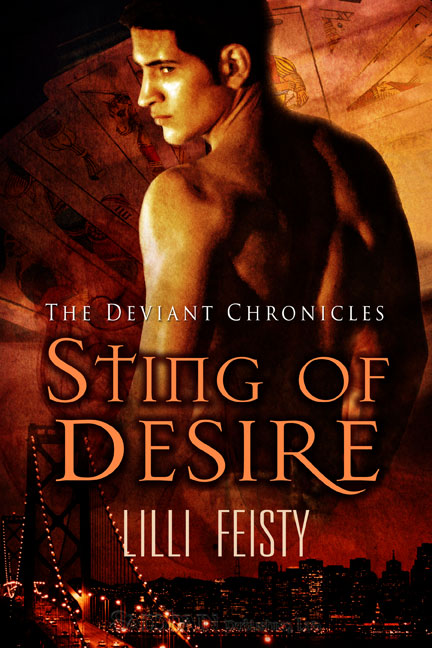 Sting of Desire By: Lilli Feisty