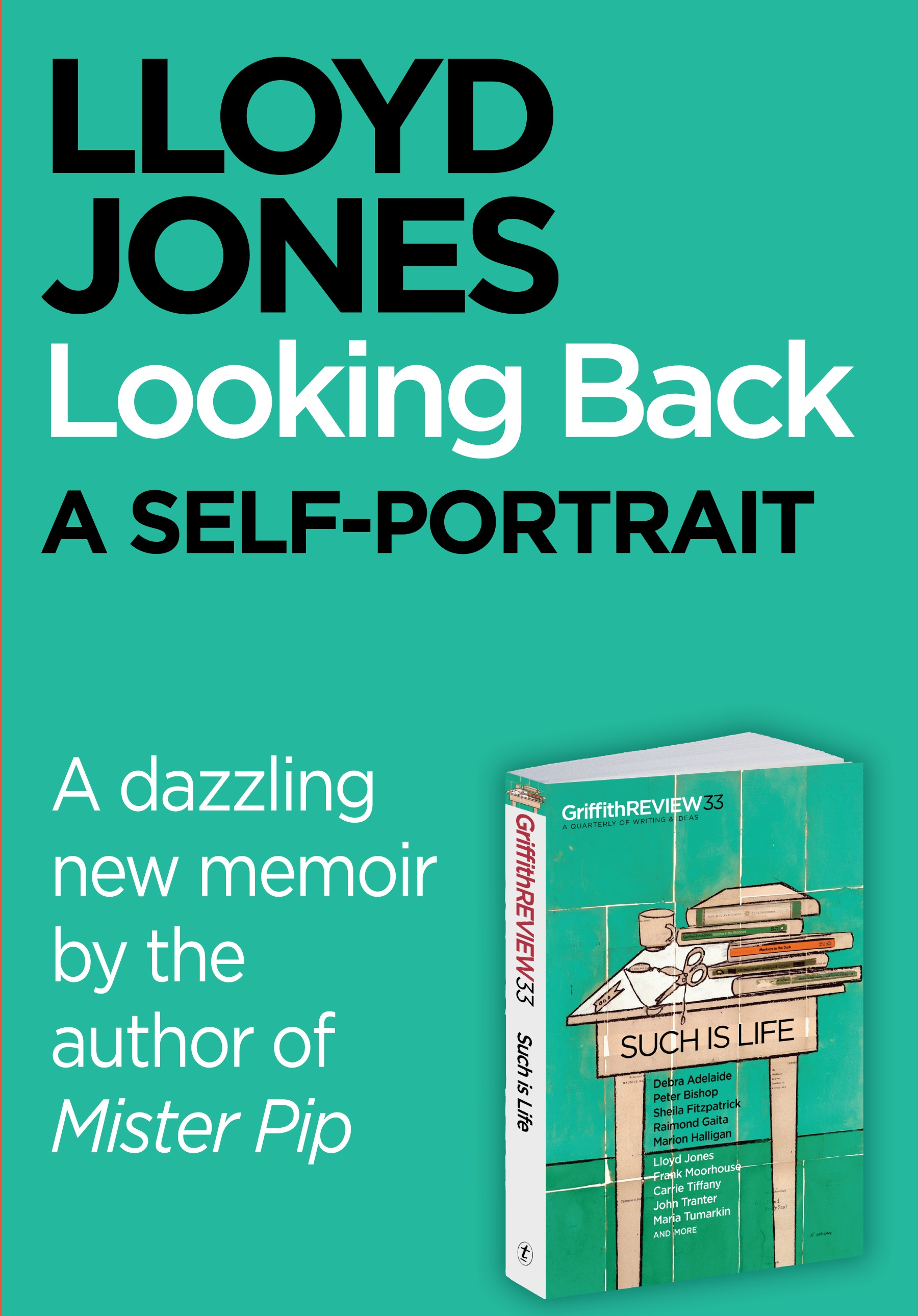 Griffith REVIEW Single: Looking Back, a self-portrait