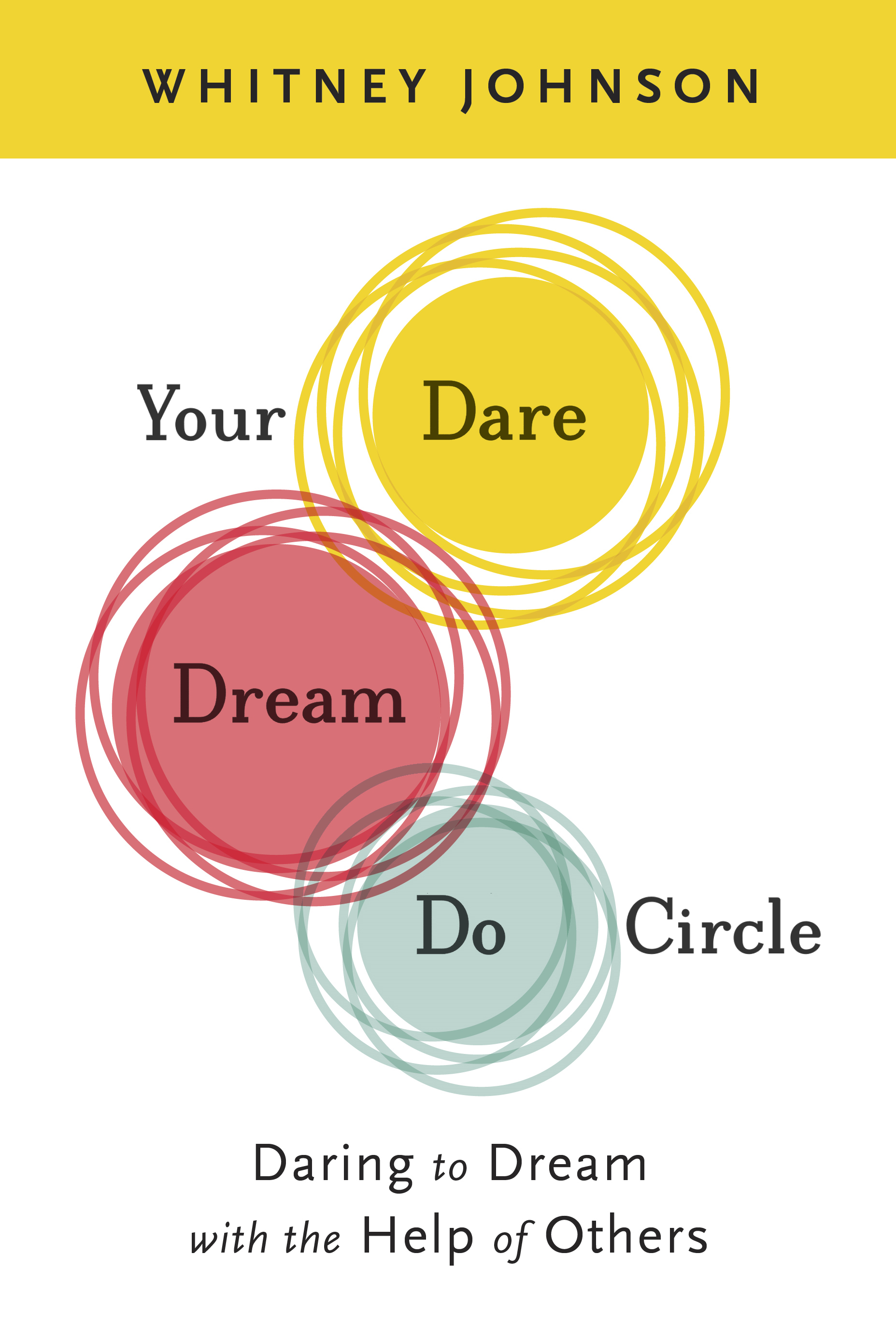 Your Dare, Dream, Do Circle