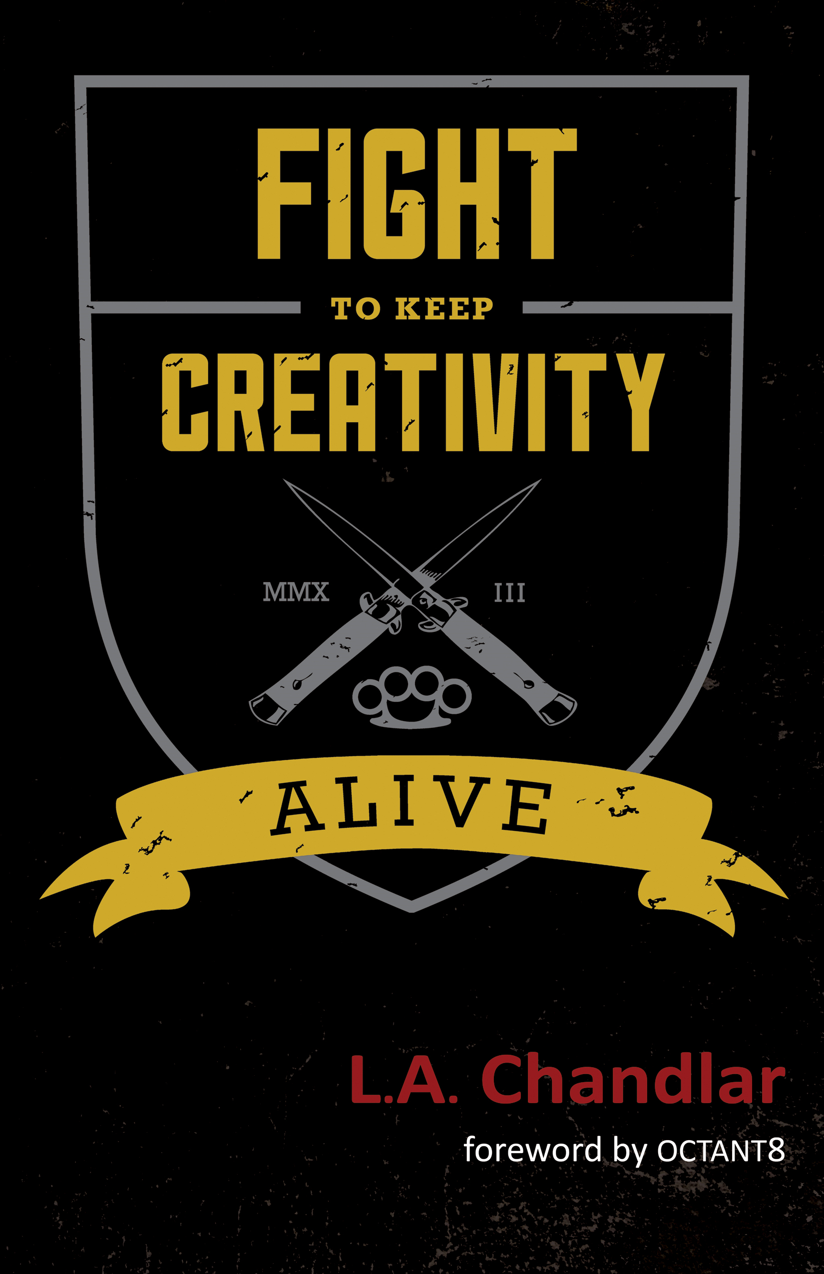 Fight to Keep Creativity Alive