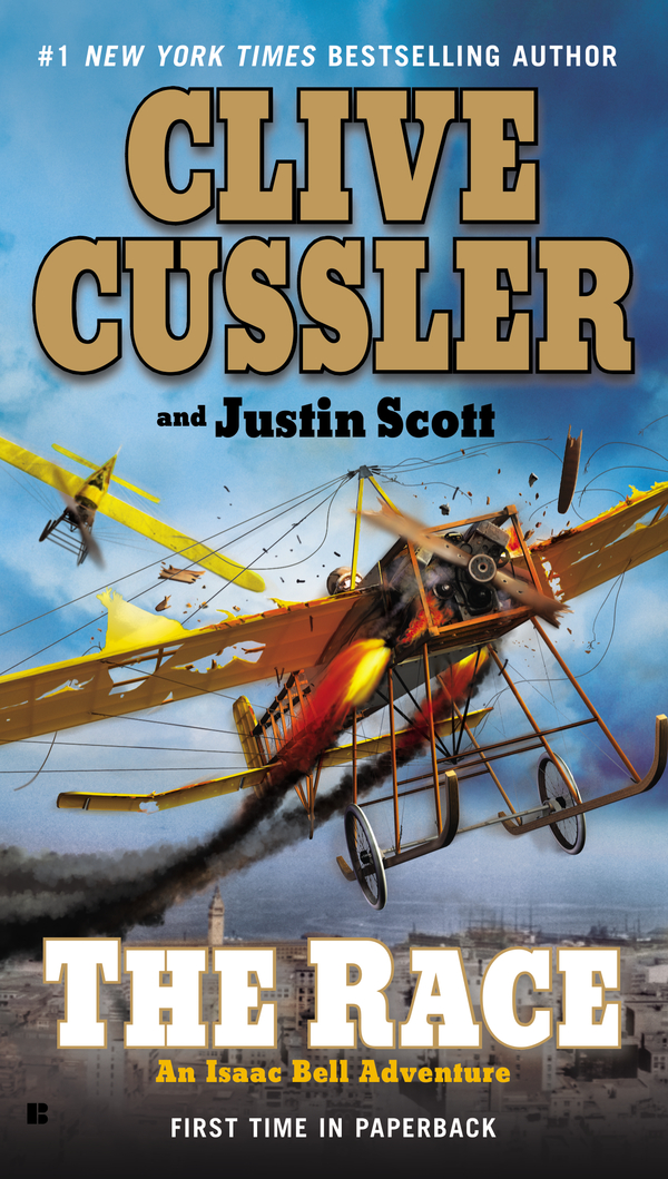 The Race By: Clive Cussler