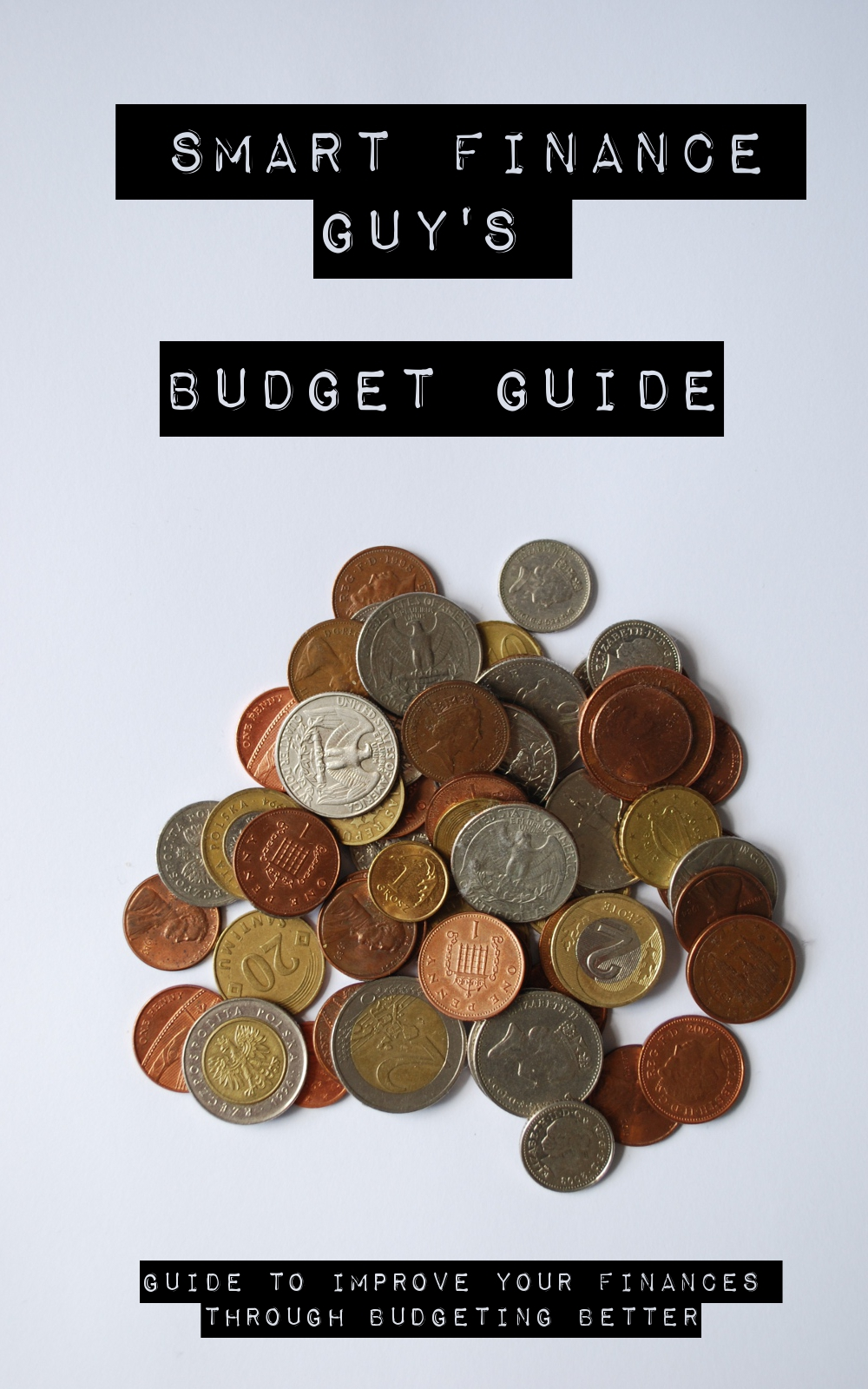 Smart Finance Guy's Budget Guide