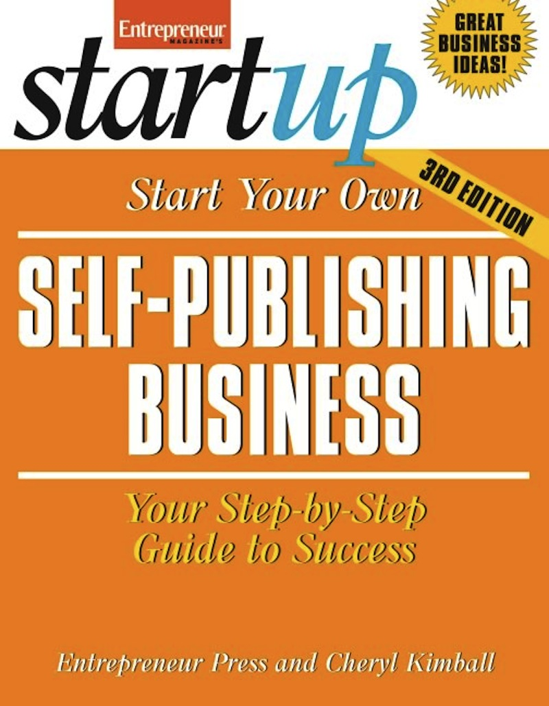 Start Your Own Self Publishing Business