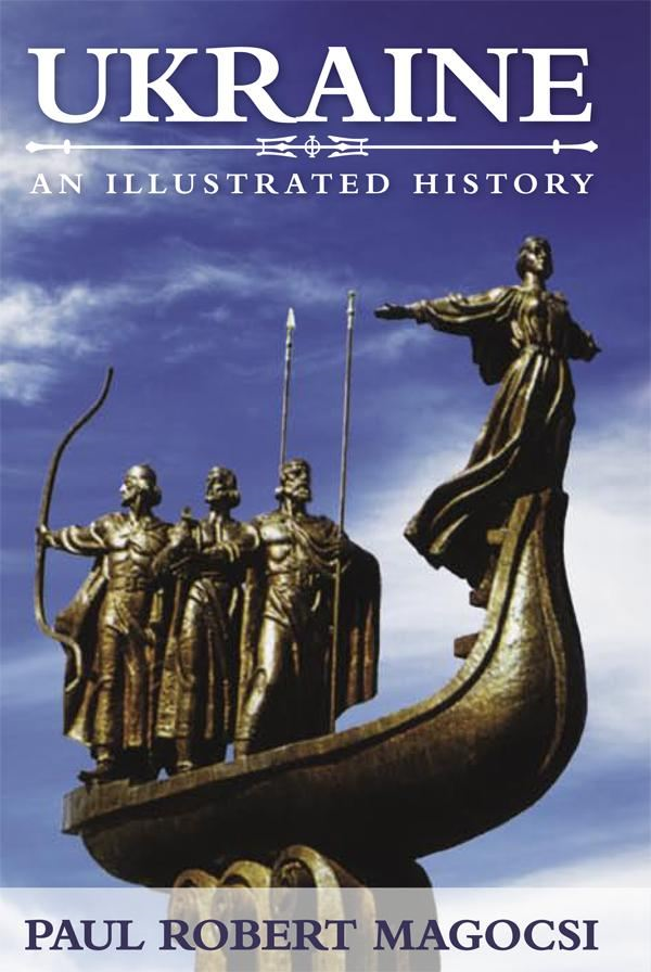History of Ukraine - 2nd, Revised Edition By: Paul Robert Magocsi