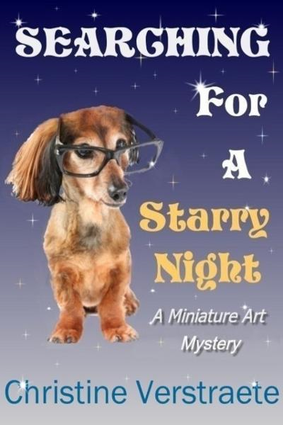 Searching for a Starry Night, A Miniature Art Mystery
