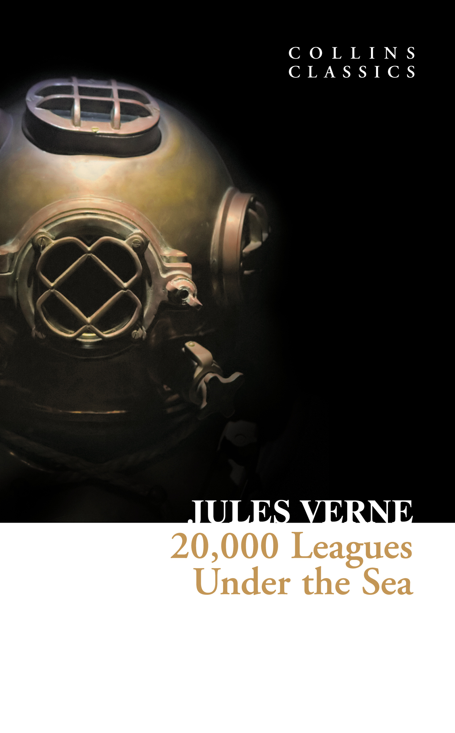 20,000 Leagues Under The Sea (Collins Classics) By: Jules Verne