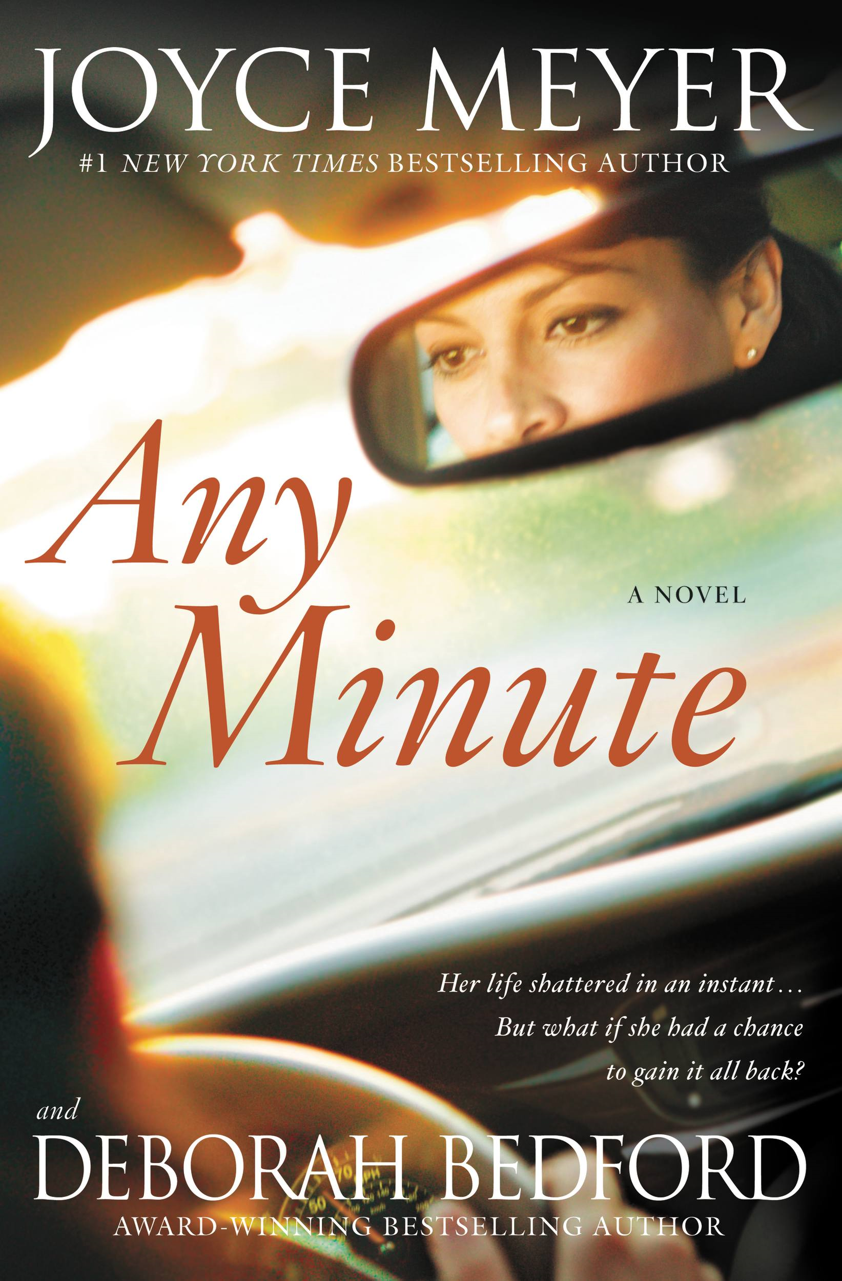 Any Minute By: Deborah Bedford,Joyce Meyer