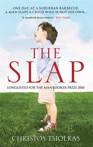Book Cover: The Slap