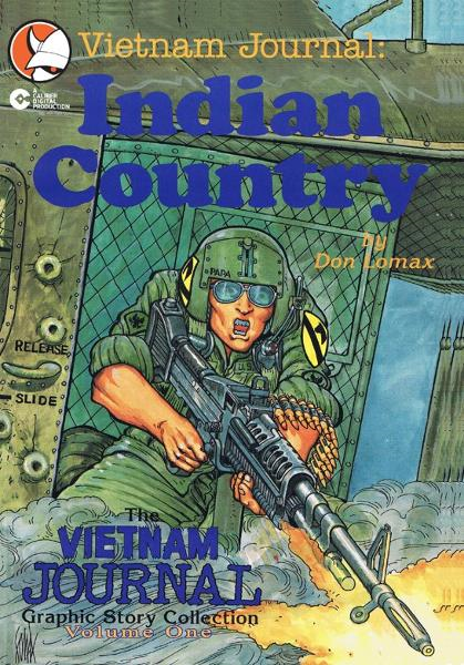 Vietnam Journal: Indian Country By: Don Lomax