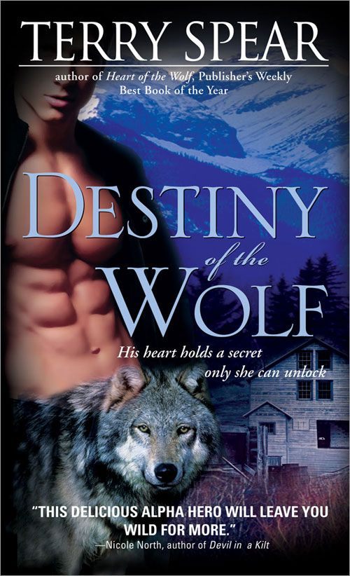 Destiny of the Wolf By: Terry Spear