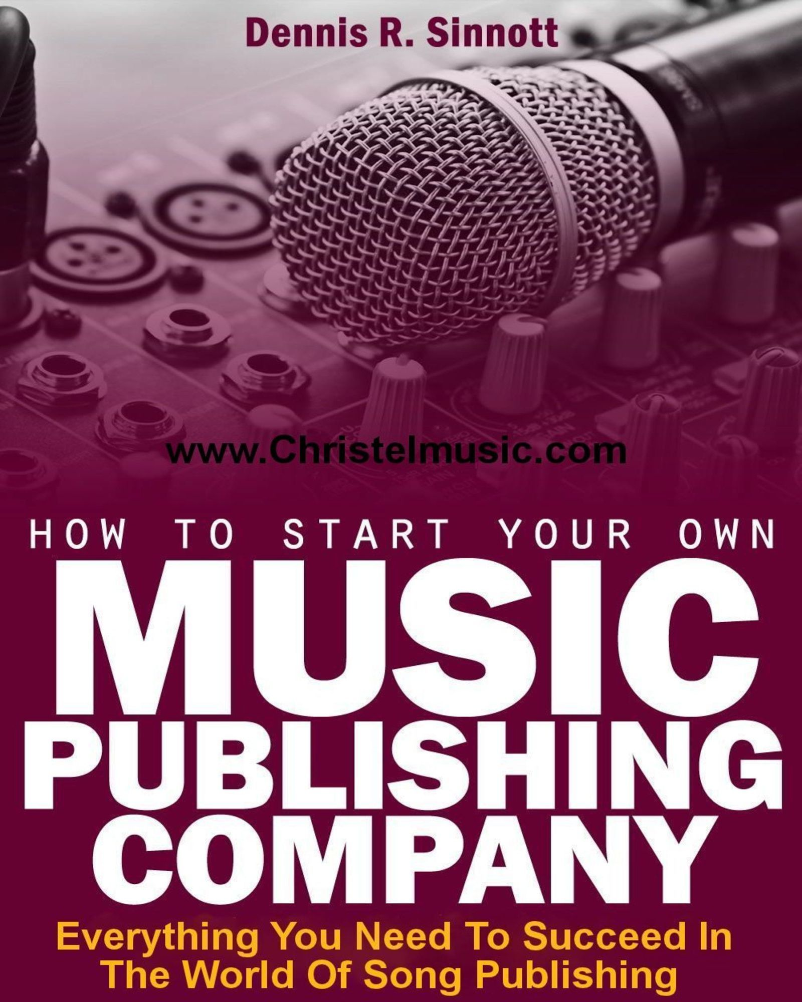How To Start Your Own Music Publishing Company