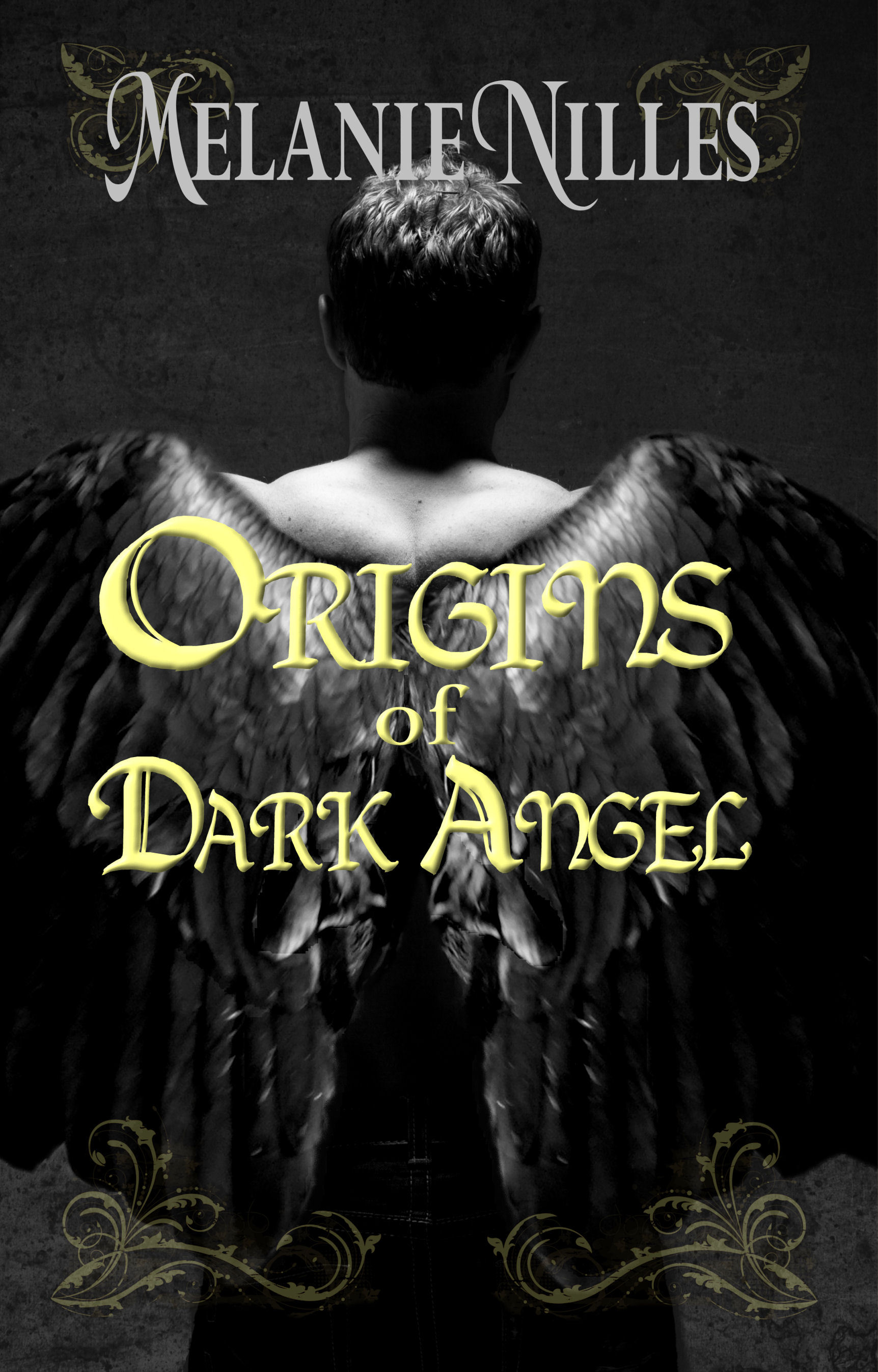 Origins of Dark Angel (Starfire Angels: Dark Angel Chronicles Book 3.5)