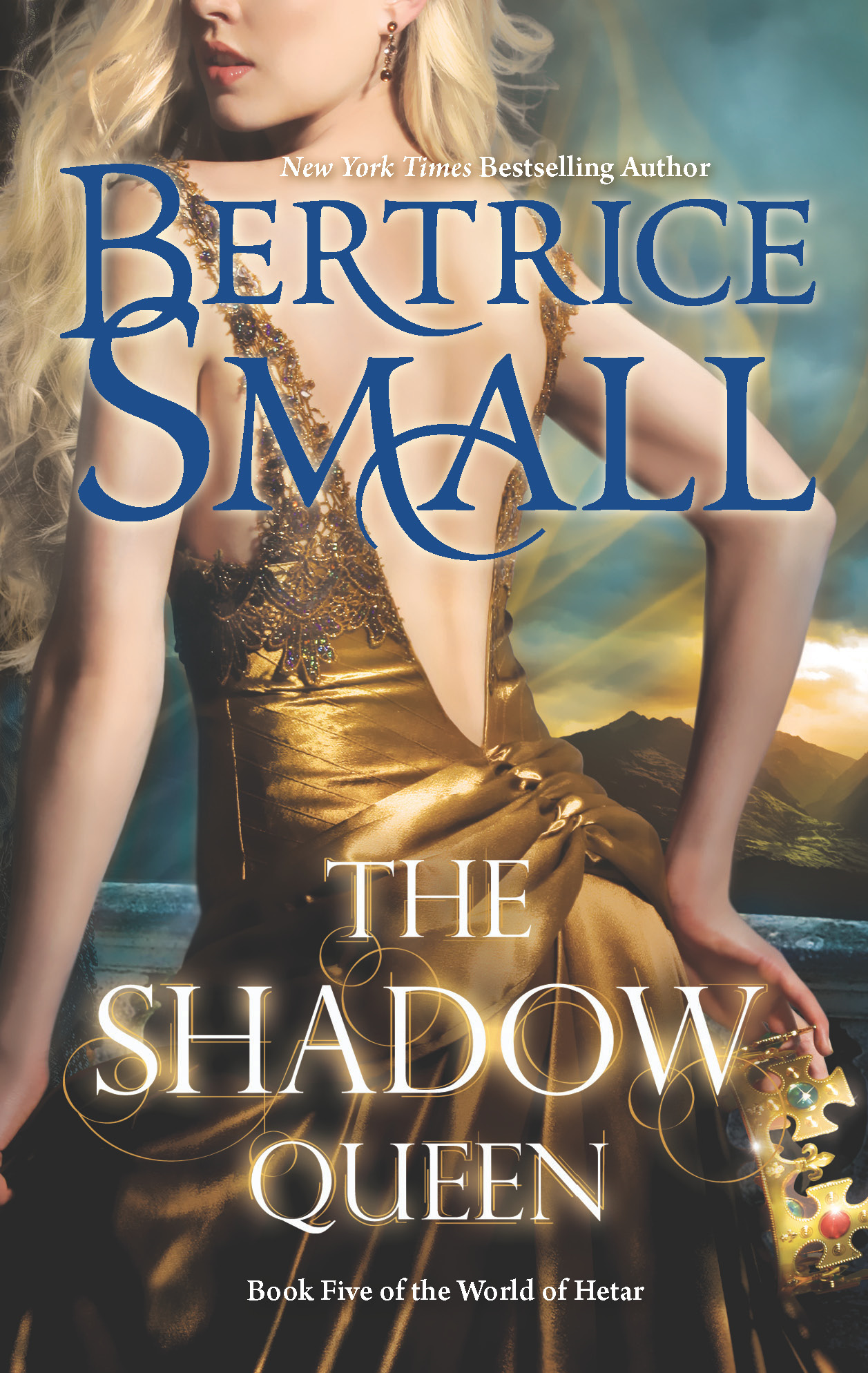 The Shadow Queen By: Bertrice Small