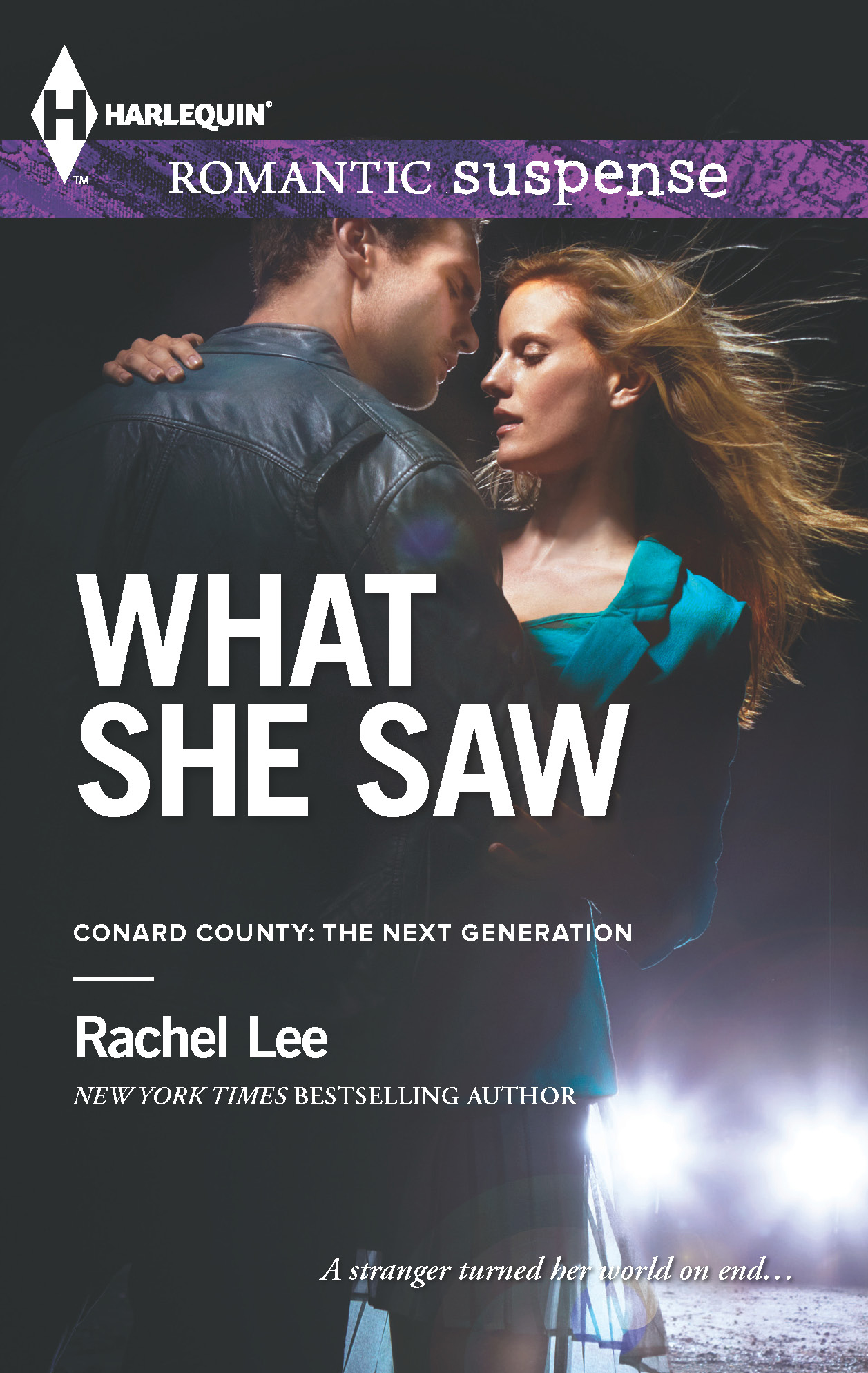 What She Saw By: Rachel Lee