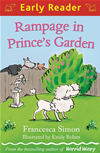 Rampage In Prince's Garden (early Reader):