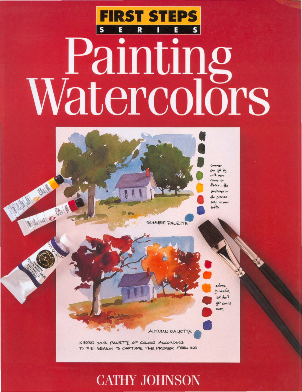 First Steps Painting Watercolors