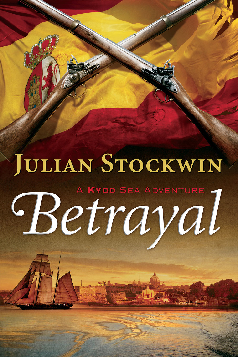 Betrayal By: Julian Stockwin